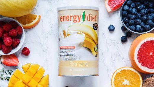 Обзор продукции Energy Diet как способа похудения или набора веса