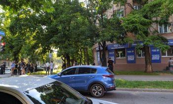 В офис партии в Полтаве бросили гранату — нардеп