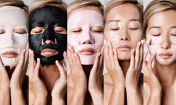 Косметические маски для лица: виды и особенности