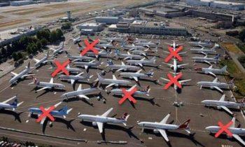 Boeing в пике: отмена заказов шестой месяц кряду превышает число новых