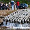 В Крыму построили новый водовод для Симферополя