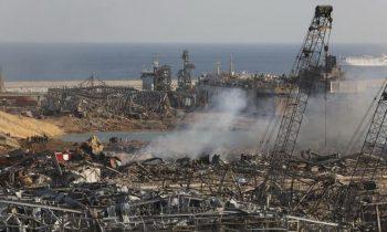 Бейрут взорвал Израиль?