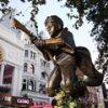 Памятник Гарри Поттеру установили в Лондоне