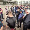 В Сумах прошел протест против усиления карантина