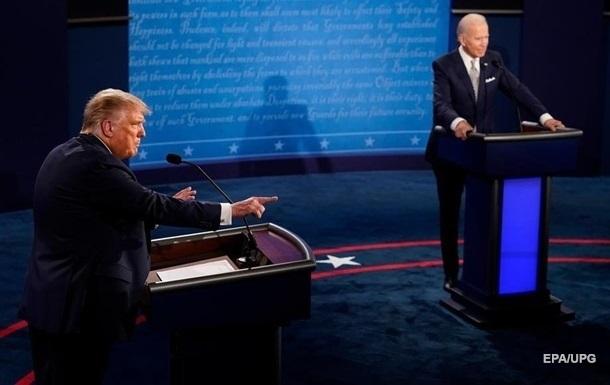 Трамп обратил внимание СМИ на кашляющего Байдена
