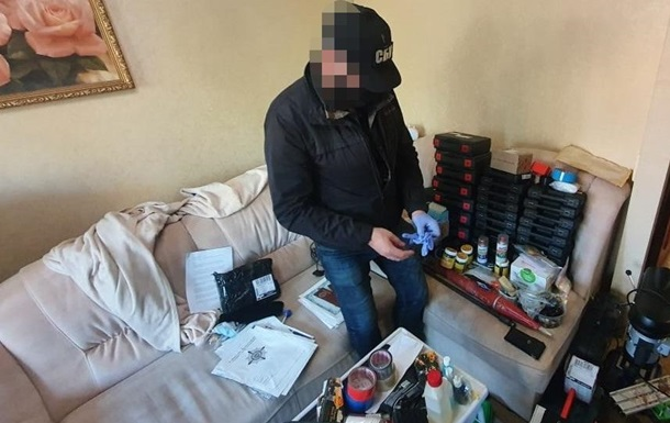 В Кривом Роге задержали торговцев оружием