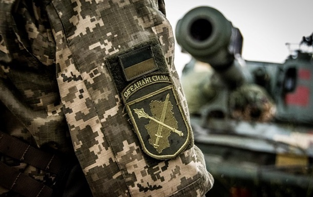 На Донбассе сепаратисты обстреляли позиции ВСУ