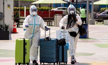 Почти 200 аэропортам Европы грозит закрытие из-за пандемии