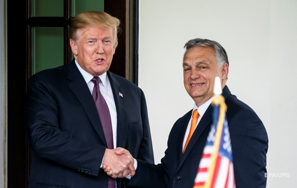Венгрия агитирует на американских выборах - СМИ