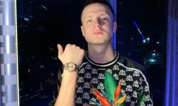 Избивший модель блогер Mellstroy потерял все деньги