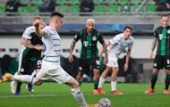 Ференцварош — Динамо 2:2 видео голов и обзор матча Лиги чемпионов-20/21