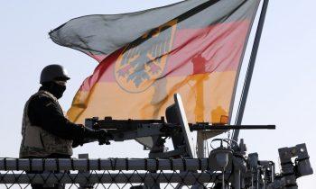 Китай и Россия опасаются возрождения милитаризма в Германии