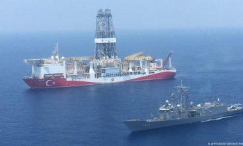 Новое газовое месторождение Турции и Чёрное море с точки зрения геополитики