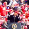 Трамп планирует после выборов прием в Белом доме на 400 гостей — СМИ