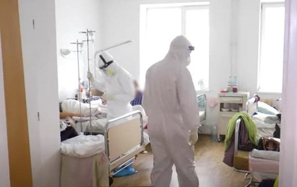 В Черкассах пациенты украли оборудование из COVID-больницы