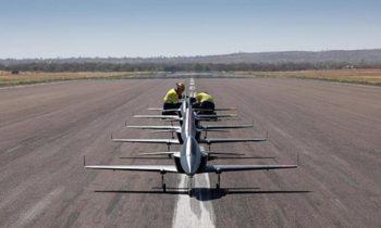 Boeing испытал «умные» боевые беспилотники
