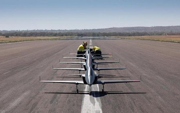 Boeing испытал умные боевые беспилотники