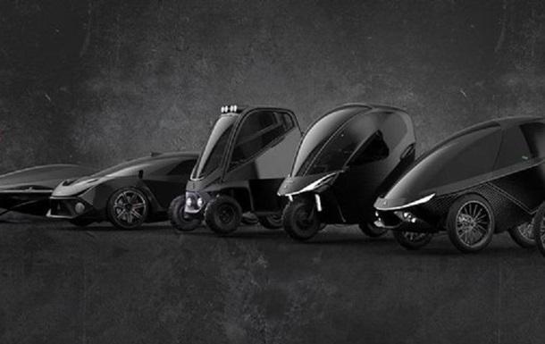 Daymak представил серию легкого электротранспорта