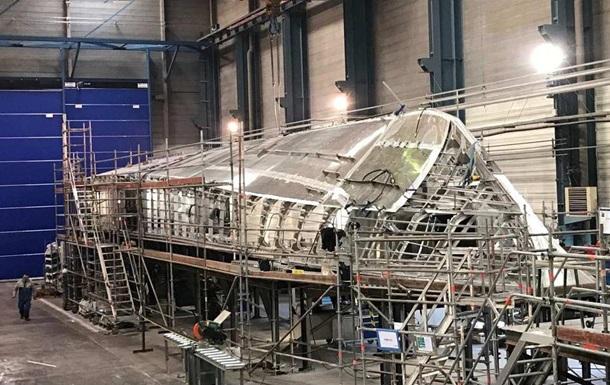 Во Франции начали строить катера для Украины