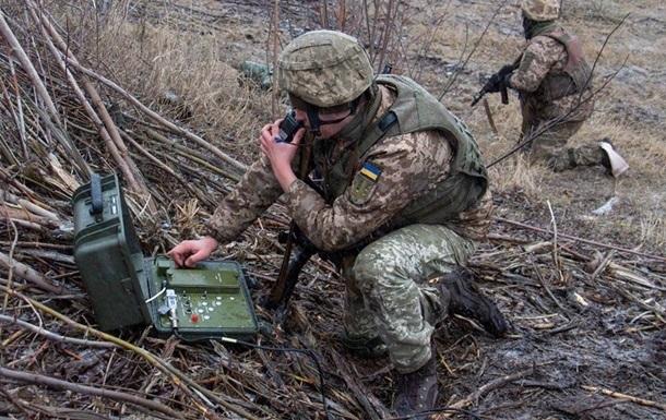 На Донбассе ранены двое военных - ТКГ