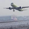 Первый полет МС-21 с российскими двигателями показали на видео