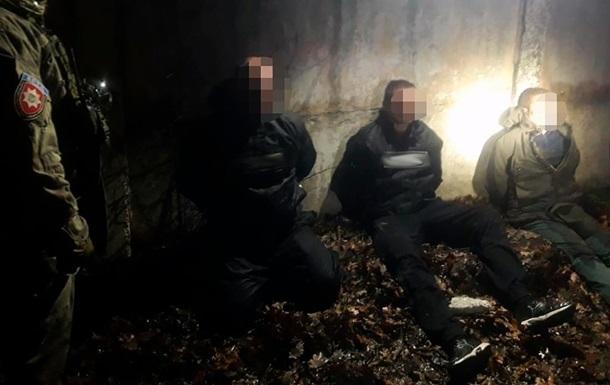 Под Киевом задержали группу, занимавшуюся разбоем