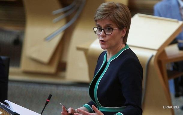 Лидер Шотландии о сделке после Brexit: Нам нужна независимость