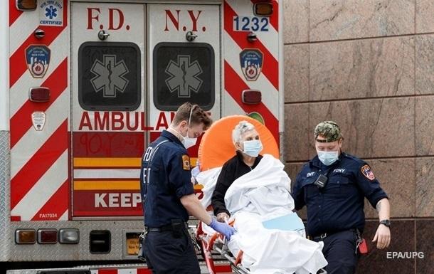 В США первый штат перешагнул отметку в 2 млн случаев COVID-19