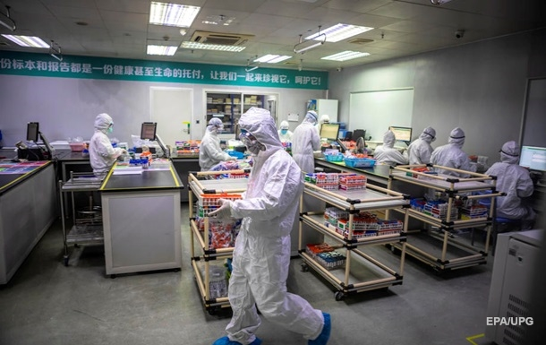 Китай засекречивает данные о коронавирусе - AP