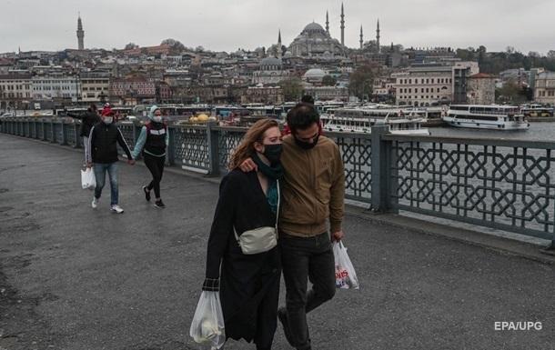 Новый штамм коронавируса впервые зафиксировали в Турции