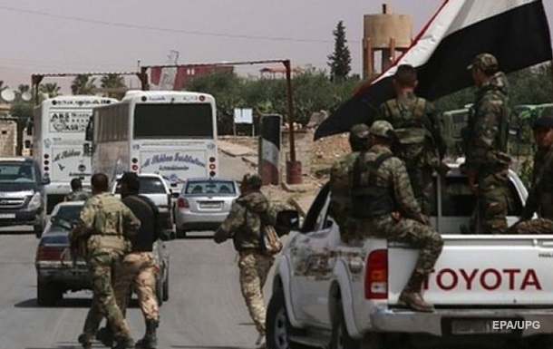 В Сирии жертвами атаки на автобусы стали девять мирных граждан