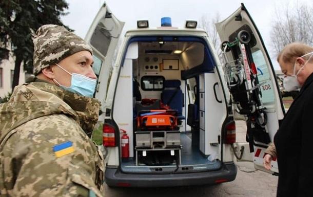 В ВСУ выявили 11 новых больных коронавирусом