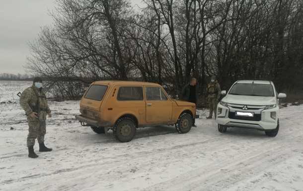 На границе с РФ предотвратили валютную операцию