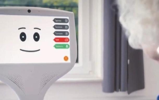 Во Франции создали робота-компаньона