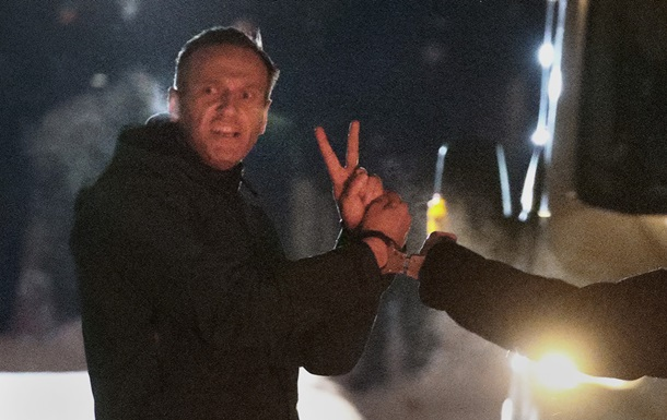 Алексея Навального привезли в СИЗО Матросской тишины