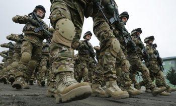 Кабмин утвердил стратегию военной безопасности