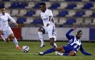 Реал с Луниным сенсационно вылетел из Кубка Испании