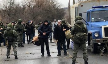 Сепаратисты «помиловали» и отпустили несколько пленных