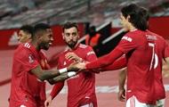 Манчестер Юнайтед в напряженном дерби обыграл Ливерпуль