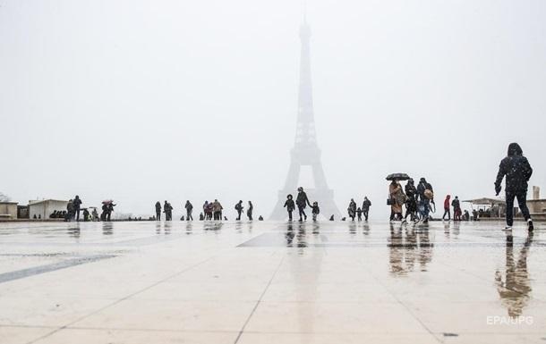 Франция запрещает въезд из стран за пределами ЕС