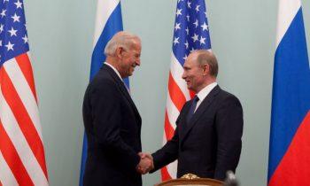 Байден и Путин нарушают молчание