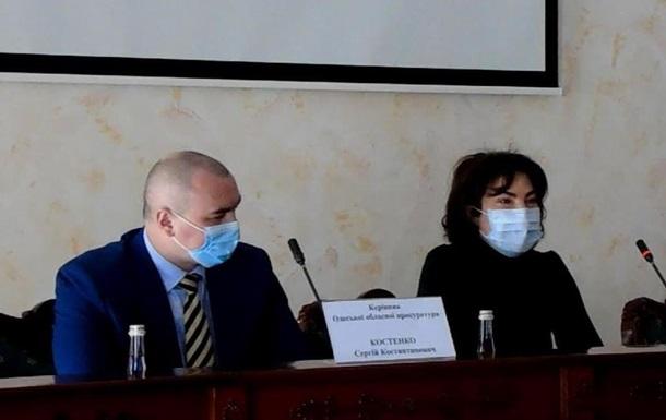Назначен новый прокурор Одесской области