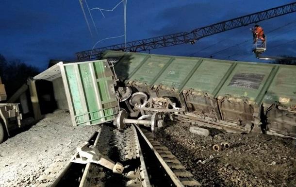 Стали известны подробности ж/д аварии под Днепром
