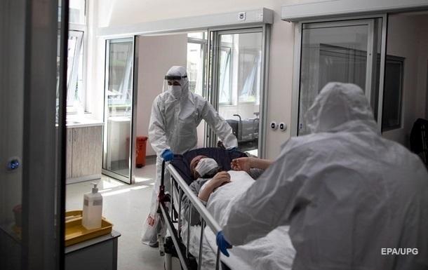 На Буковине рекордное число COVID-госпитализаций с начала пандемии