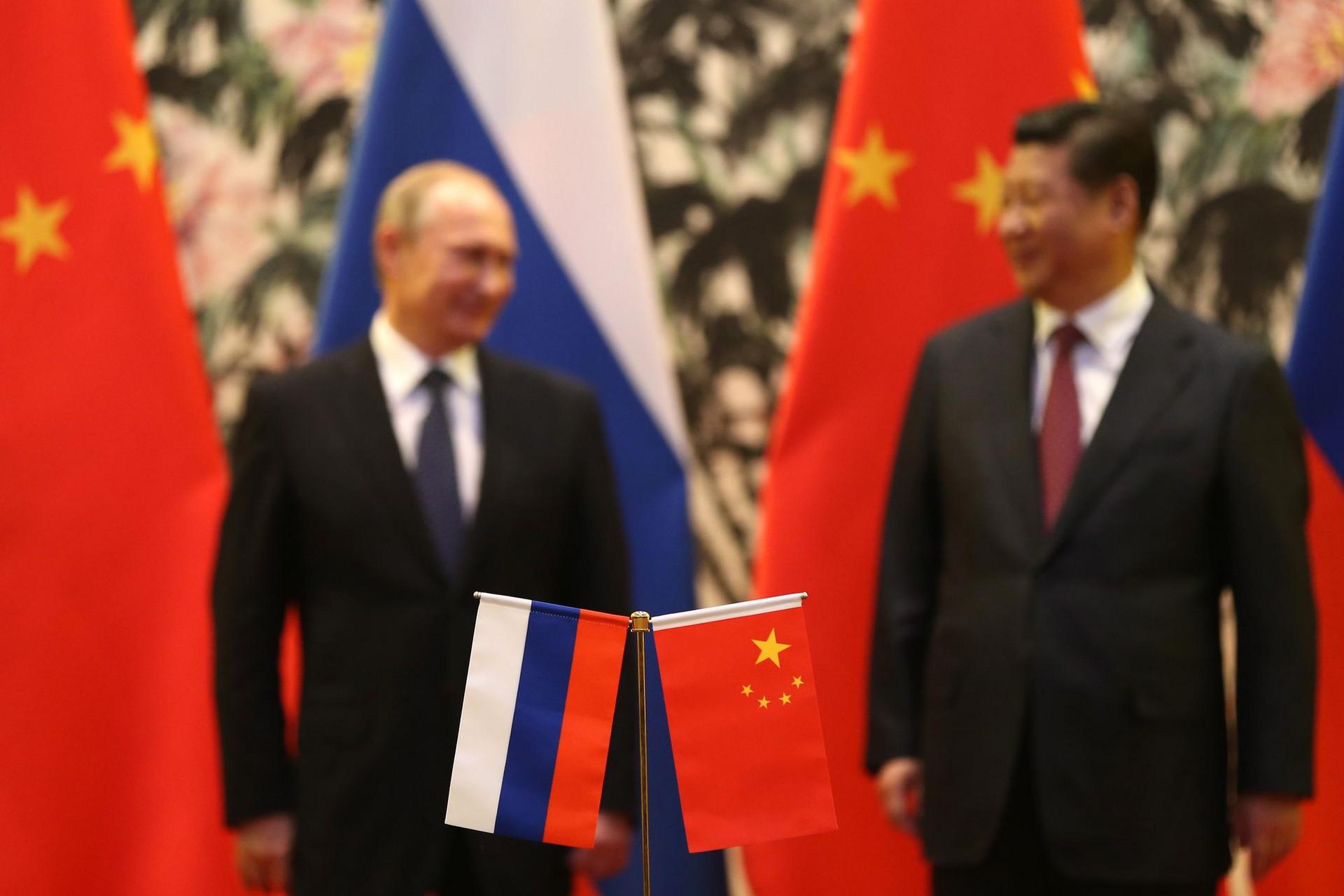 Политика США в отношении Китая и России должна быть взаимосвязана