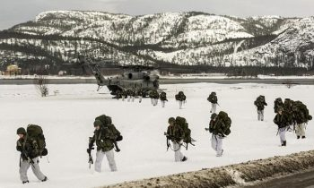 Военный эксперт: Норвегия может стать полем битвы между США и Россией