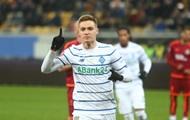 Динамо разгромило Львов и увеличило отрыв от Шахтера
