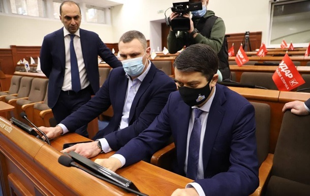 У Кличко инициируют установку системы Рада-4 во всех советах