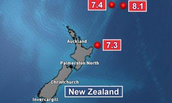 На планете произошло более сотни землетрясений за день