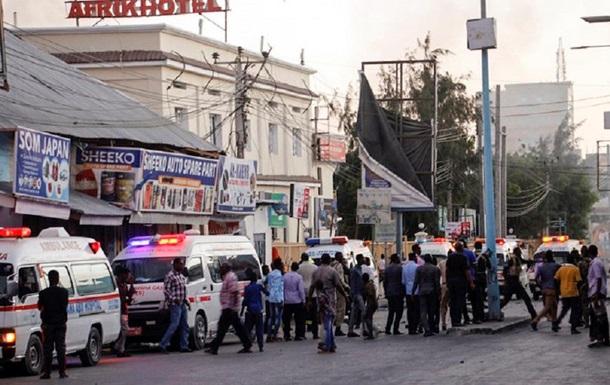 В столице Сомали прогремел взрыв – СМИ